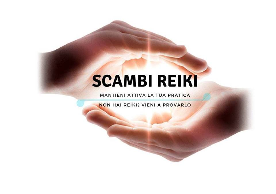 Serata di Scambi Reiki giovedì ore 21/ Reiki share group