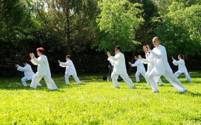 Tai Chi – Fonte di Longevità