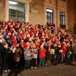 Un coro di bambini