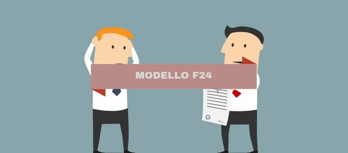 Modello F24 Editabile Ecco Tutto Quello Che Devi Sapere