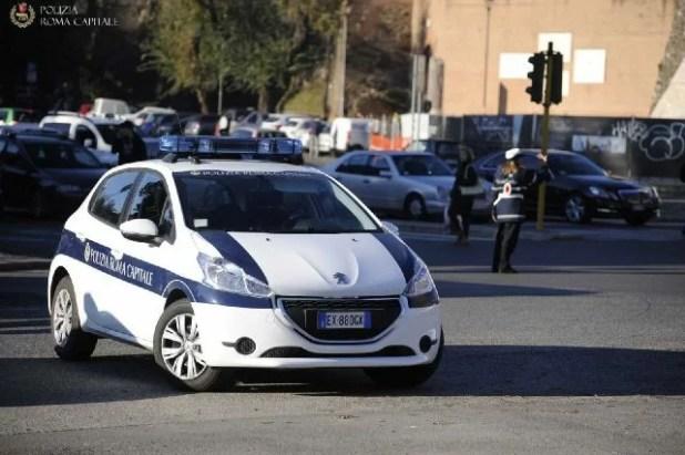 polizia locale roma