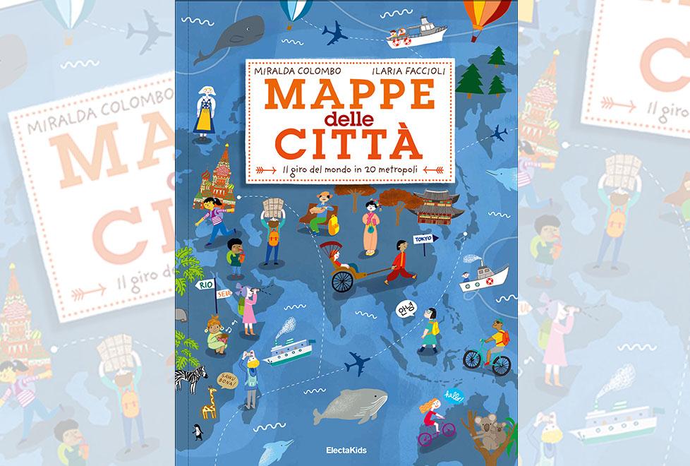 Mappe delle città: il mio nuovo libro!