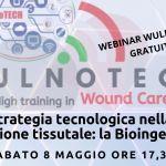 Strategia tecnologica nella riparazione tissutale: la Bioingegneria. Gli Abstract.
