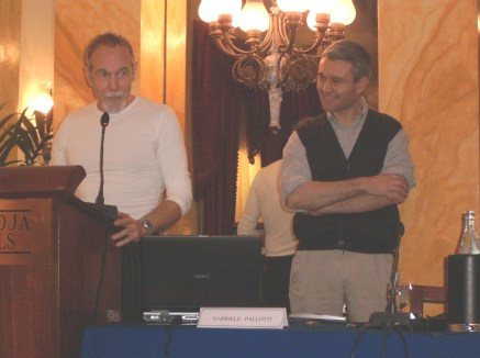 C. Humphrsi e G. Pallotti