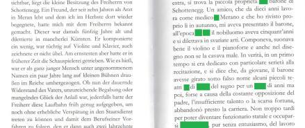 la profezia bilingue