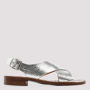 Church`s - Silver Rhonda Sandals N - (n) Shoes It@38,5
