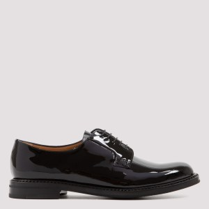 Church`s - Shannon 2 Wr Black Patent Derby Shoes 40