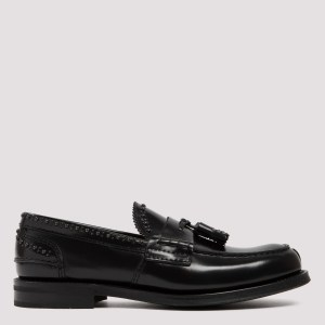 Church`s - Black Tiverton Loafers 7