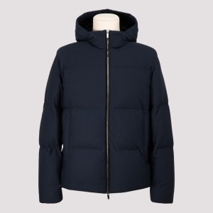 Giorgio Armani - Navy Blue Down Jacket 48