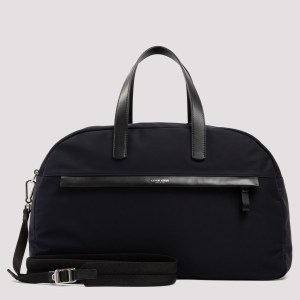 Giorgio Armani - Blue Duffle Zipped Bag Unica