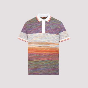 Missoni - Missoni Cotton Polo T-shirt M