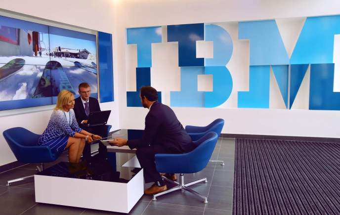 Case Study on Marketing Strategy of IBM - ilearnlot