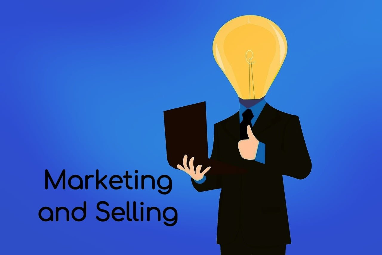 What is the Difference between Marketing and Selling