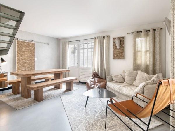 location maison saint martin de Ré L'annexe