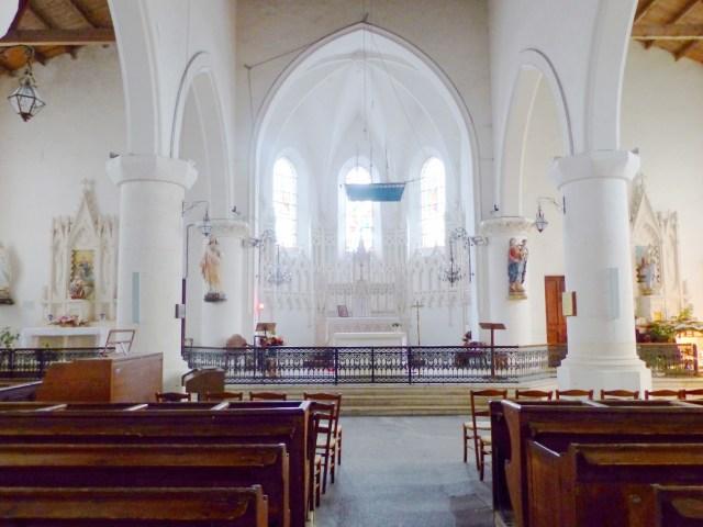 Eglise Sainte Marie de Ré