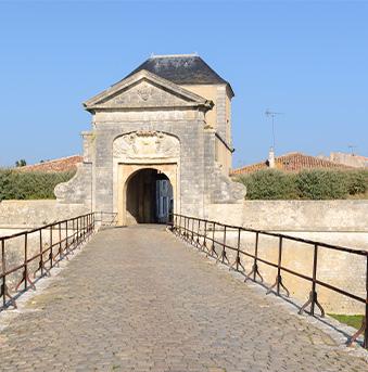 Ile de Ré Citadelle