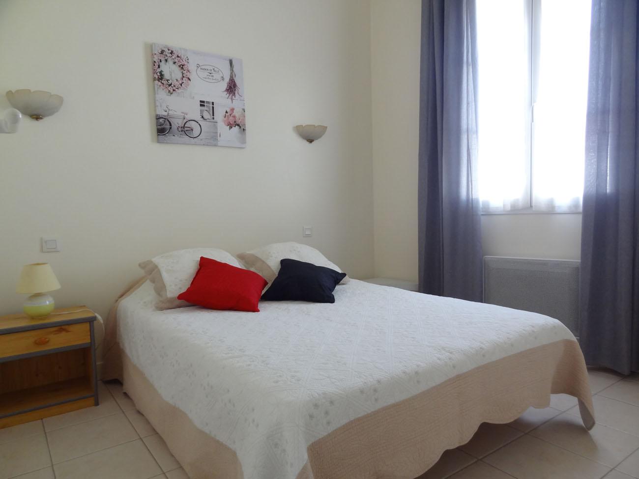 Location Appartement Ile de Ré - Civelle - Chambre 2