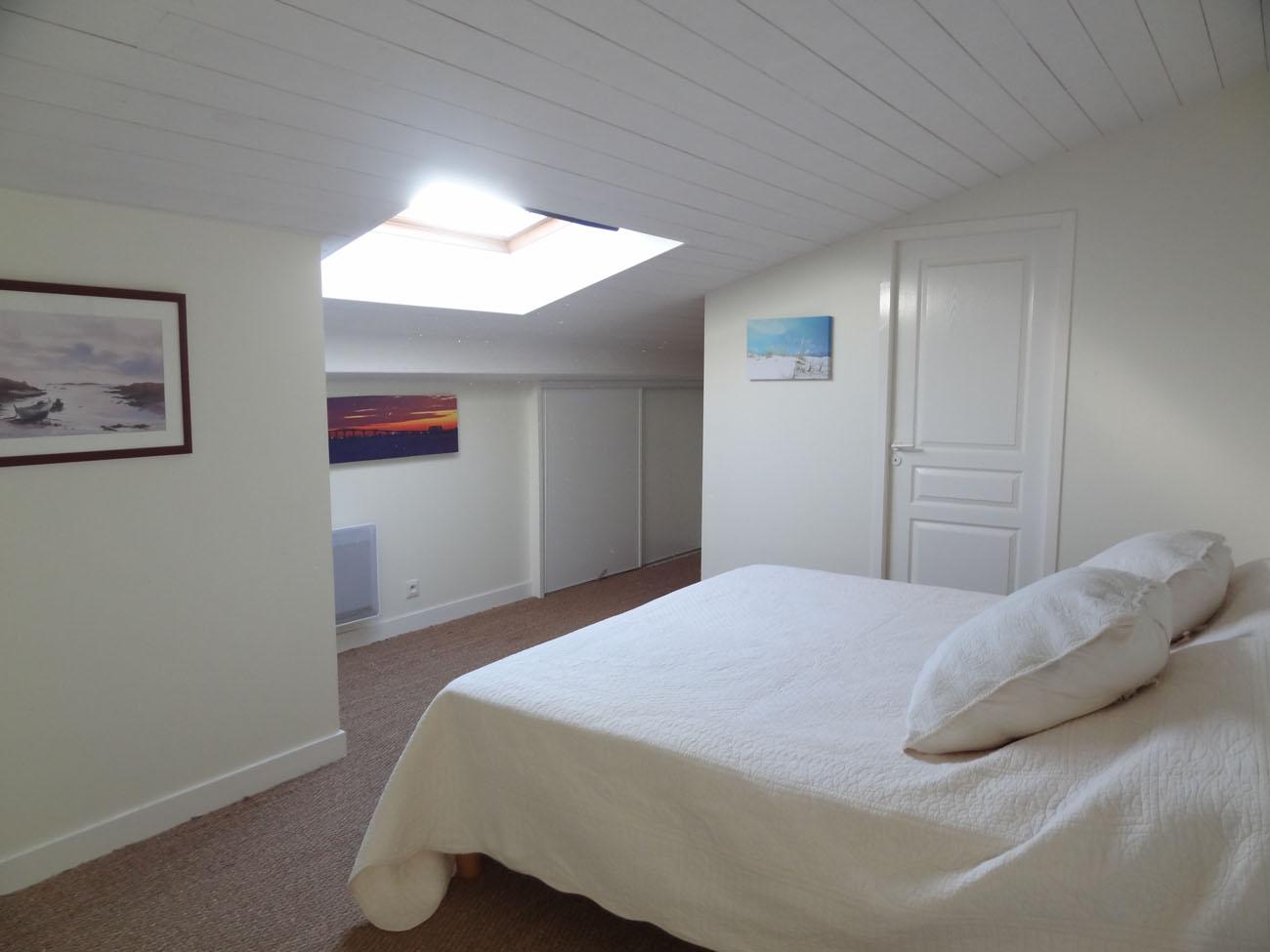 Location Appartement Île de Ré - Colombelle - Chambre parentale 2
