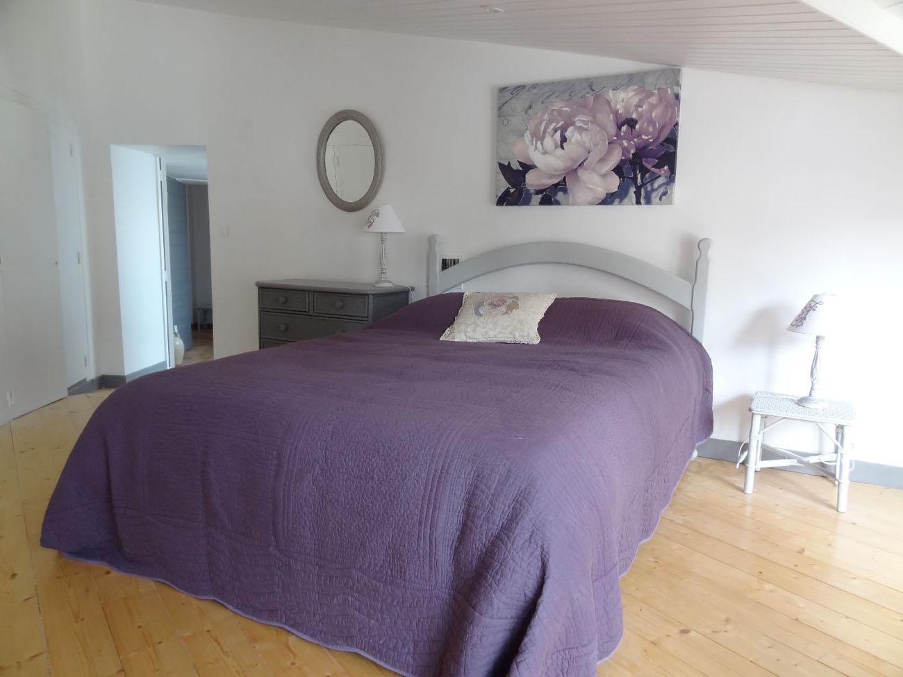 Location Appartement Ile de Ré - Sully - Chambre 2