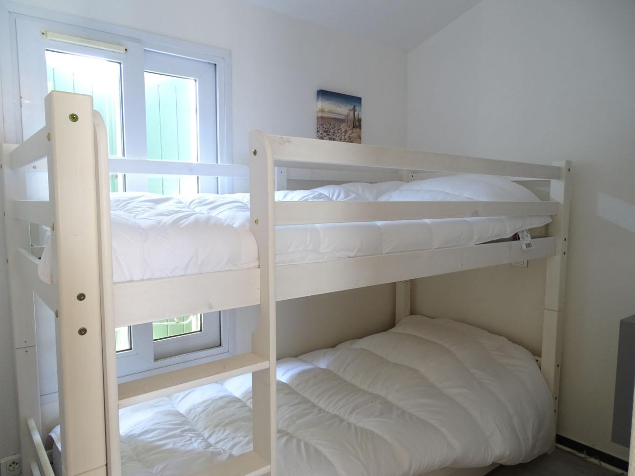 Location Appartement Ile de Ré - Valene - Chambre 2