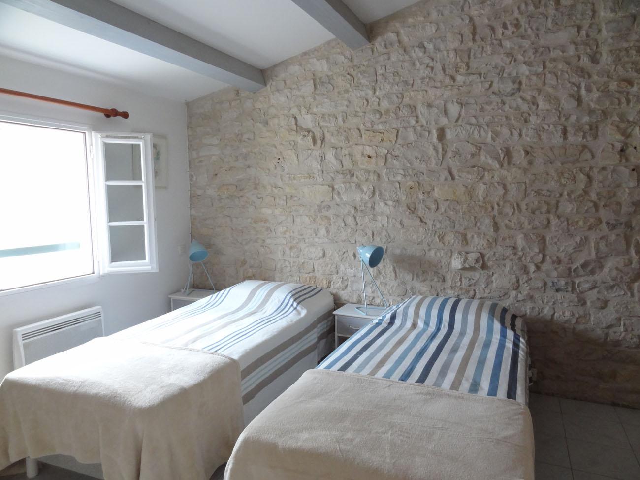 Location Maison Ile de Ré - Marceane - Chambre 2