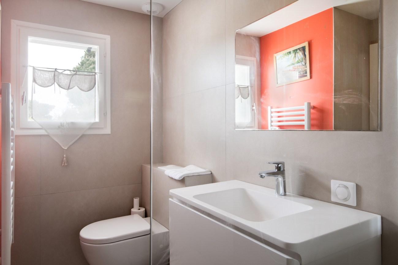 Location Maison Ile de Ré - Thalaos - Salle de bain 2