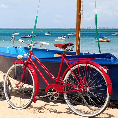 Île de Ré Location - Balade à vélo