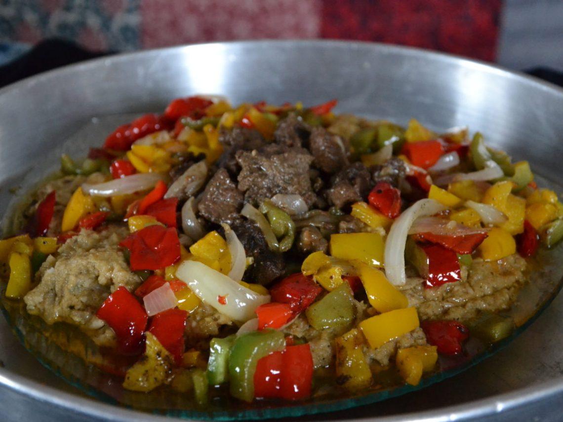 Repas chez Didja, cuisine malienne