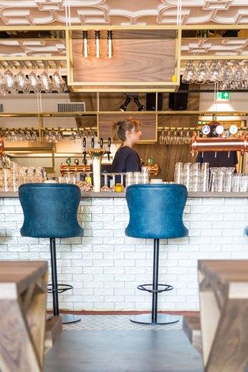 de Gele Kanarie Rotterdam - Restaurant Photography