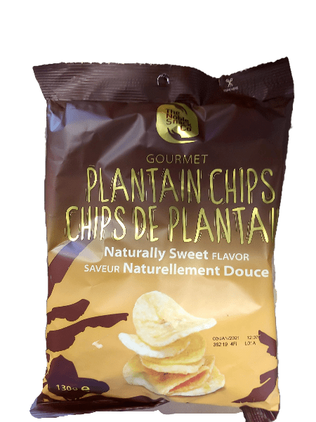 Noble Plantain Chips