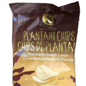 The Noble Snack – Plantain Chips