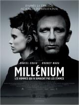 Millenium : Les hommes qui n´aimaient pas les femmes (The Girl With The Dragon Tattoo)