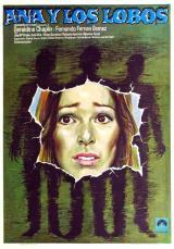 Anna et les loups (Ana y los lobos – Carlos Saura, 1973)