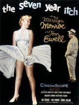 Sept ans de réflexion (The Seven Year Itch – Billy Wilder, 1955)