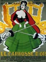 Ressortie : «Le Carrosse d'or» de Jean Renoir