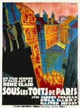 Sous les toits de Paris (1930)