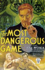 La Chasse du comte Zaroff (1933) de Ernest B. Schoedsack et Irving Pichel en DVD