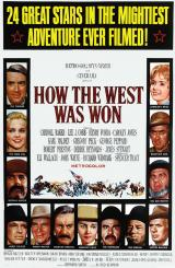 How the West wan won : le western américain ou le vertige de l'espace