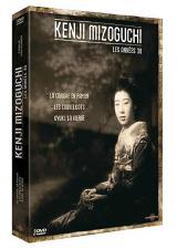 Coffret DVD de Kenji Mizoguchi : «La Cigogne en papier», «Oyuki la vierge» et «Les Coquelicots»