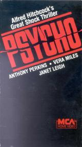 Psycho de Alfred Hitchcock (1960)