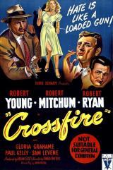 Feux croisés (Crossfire – Edward Dmytryk, 1947)