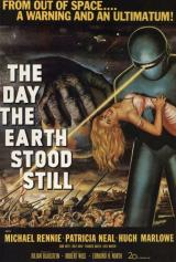 Le Jour où la Terre s'arrêta (The Day the Earth Stood Still – Robert Wise, 1951)
