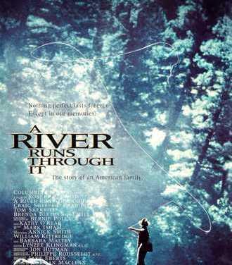Et au milieu coule une rivière