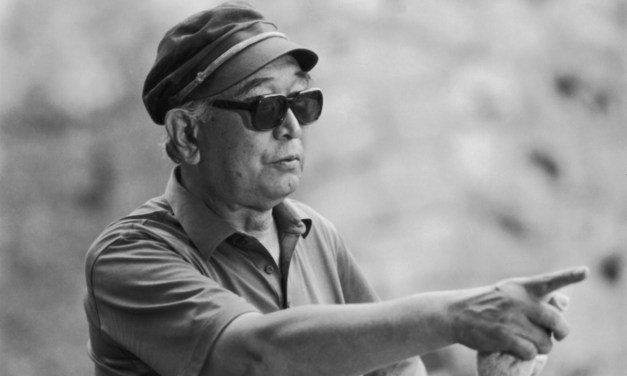 Akira Kurosawa, << L´empereur du cinéma japonais >>