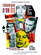 Chronique d'un été (Edgar Morin et Jean Rouch, 1961)