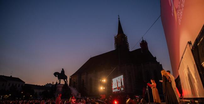 Transylvania International Film Festival à Cluj-Napoca