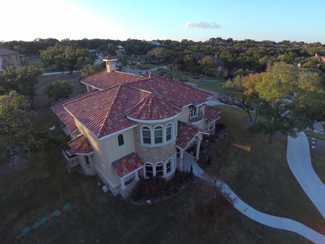 Custom home in North Austin, Texas