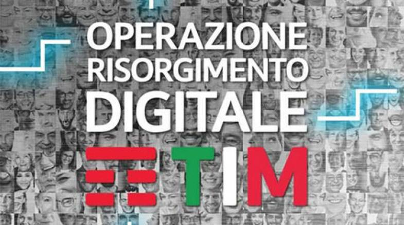 """Tim's """"Operation Risorgimento Digitale"""", a great digital education project for Italy, is underway"""