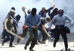 violenza urbana