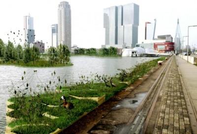 OLANDA - La plastica diventa un parco
